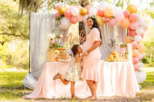 differenza tra baby shower e gender reveal party
