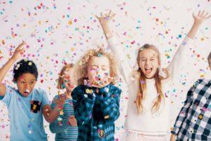 approccio pedagogico nell'organizzazione di una festa animata per bambini